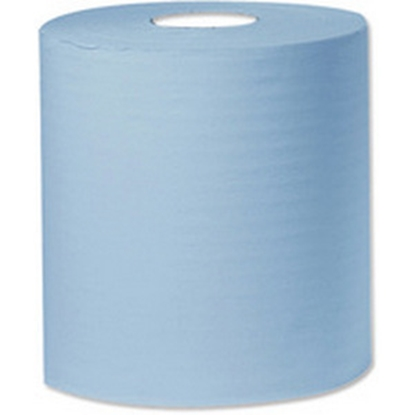 Picture of B2B340 Blue 2 Ply Bumper Roll 400m