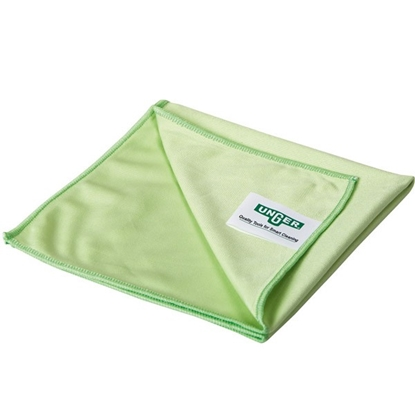 Picture of MF40L UNGER MICROWIPE  MICROFIBRE CLOTH FOR GLASS AND FRAMES- 40X40CM