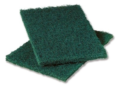 Picture of Scotch Brite #86 Heavy Duty Scouring Pad- Size: 152x229mm