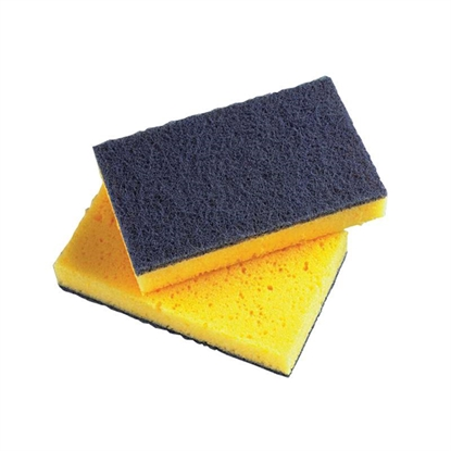 Picture of Scotch Brite #66 Bath and Washroom Sponge- Size: 158x95mm