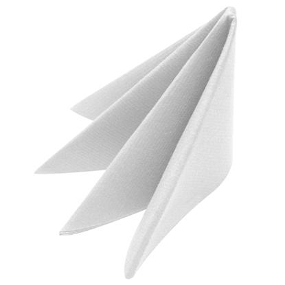Picture of Swansoft White Napkin 40cm