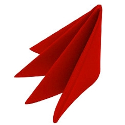 Picture of Swansoft Red Napkin 40cm