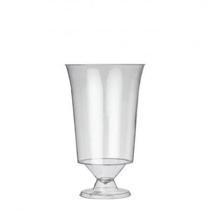 Picture of FLAIR WINE GLASS 175ML 6.1FLOZ CLEAR C/S 25 X10