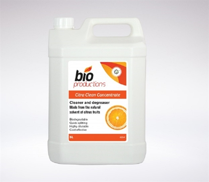 Picture of CITRA CLEAN CONCENTRATE CLEANER 5LTR