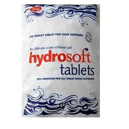 Picture of 25KG HYDROSOFT SALT TABLETS