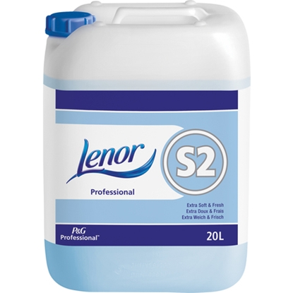 Picture of P&G Lenor Professional System S2 Extra Soft and Fresh Liquid 20 Litre (Auto Dose)