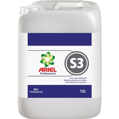 Picture of P&G Ariel Professional System S3 Colour Safe Stainbuster 10 Litre