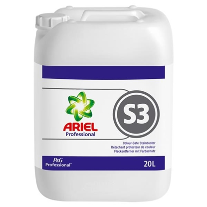 Picture of P&G Ariel Professional System S3 Colour Safe Stainbuster 20 Litre (Auto Dose)