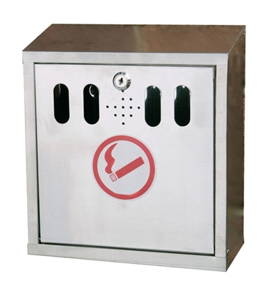 Picture of WALL MOUNTED OUTDOOR ASHTRAY- SOLD EACH