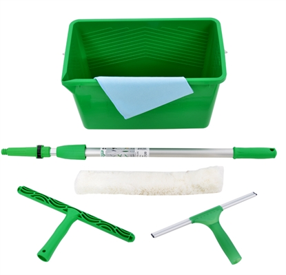 Picture of AK284 UNGER PROFESSIONAL VALUE WINDOW CLEANING KIT