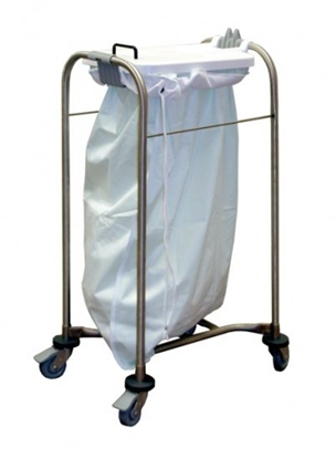 Picture of LC2000 LAUNDRY CART - LC2000-1-SP