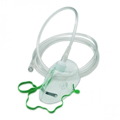 Picture of Adult Oxygen Mask- with Tubing