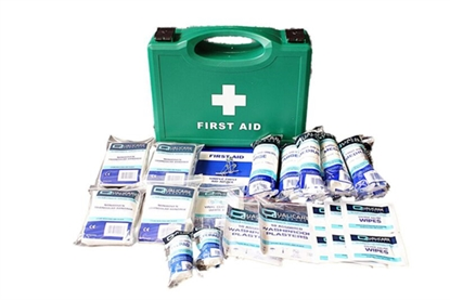 Picture of HSE 1-10 Person First Aid Kit