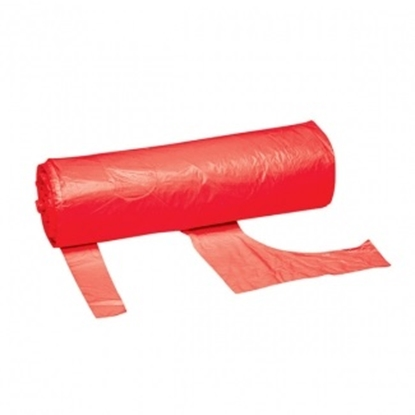 Picture of Deluxe Red Apron On a Roll- Heavy Duty