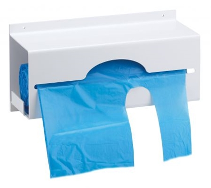 Picture of DISPENSER FOR APRONS ON A ROLL