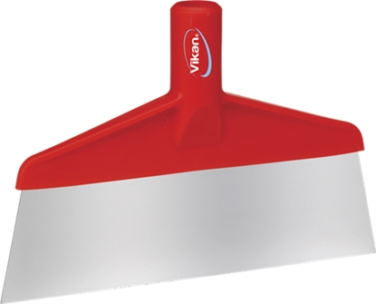 Picture of 29104 Vikan Table & Floor Scraper 260mm- Red