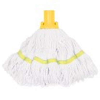 Picture of 200GRM YELLOW OPTIMA HYGIENE SOCKET MOP- SOLD EACH