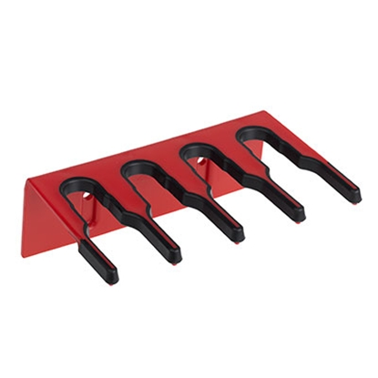 Picture of HILLBRUSH 206MM OVERMOULDED RED HANGER