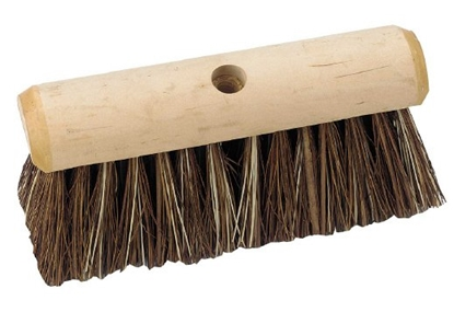Picture of 305MM TRADE MEDIUM SWEEPING BROOM COMPLETE WITH HANDLE