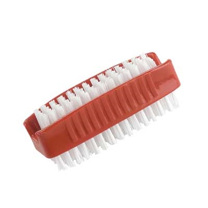"""Picture of 3.5"""" DOUBLE SIDED PLASTIC NAIL BRUSH"""