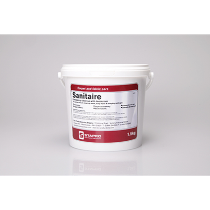 Picture of BIO SANITAIRE EMERGENCY CLEAN- UP POWDER 1.5KG- SOLD PER TUB