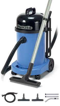 Picture of 830614 / WV470 240V  WET& DRY VACUUM + KIT AA12