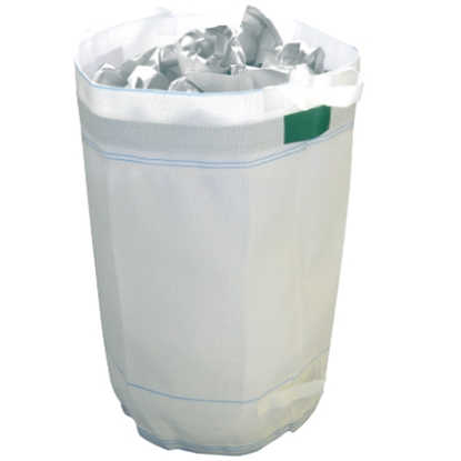 """Picture of OTUWPB WHITE WASTE SACK 120LT 30""""x18"""" ( PK 6)"""
