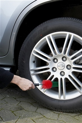Picture of 525352  30mm ALLOY WHEEL CLEANING BRUSH