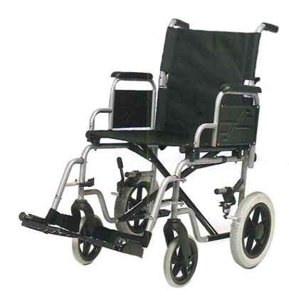 Picture of WHIRL 45TR ATTENDENT/TRANSIT WHEELCHAIR 45cm/17.5""