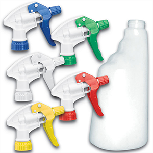 Picture for category Housekeeping Chemical Trigger Bottles