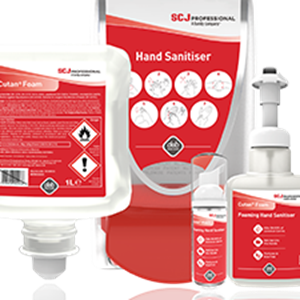 Picture for category Foam Sanitisers