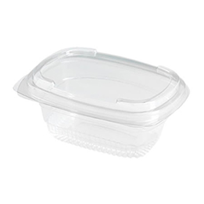 Picture of 250cc Hinged Lid Fresco Salad Container
