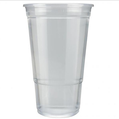 Picture of Pint (20oz) Clear Flexi Glass (CE Marked)- 1,000