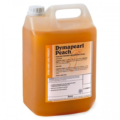Picture of C127 DYMA DYMAPEARL PEACH 5 LTR BULK FILL LIQ SOAP