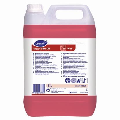 Picture of 7512835 Taski Sani CID Mildly Acidic Washroom Cleaner 5 Litre