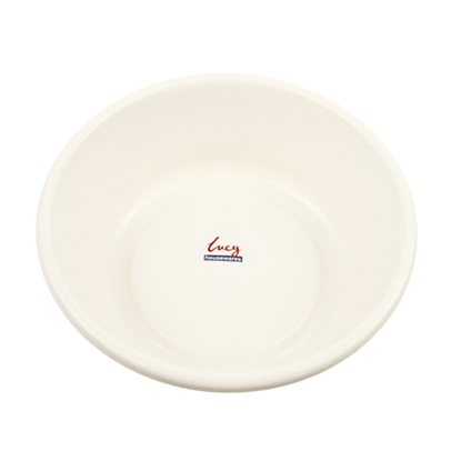"""Picture of 4 LTR  ROUND WASH UP BOWL ( WHITE) 11"""""""
