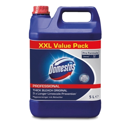 Picture of Domestos Original Bleach 5 Litre