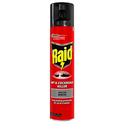Picture of RAID ANT & COCKROACH KILLER 300ML