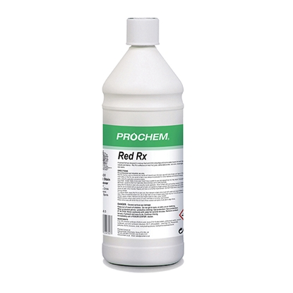 Picture of E400-01 PROCHEM RED RX 1 LITRE- SOLD EACH
