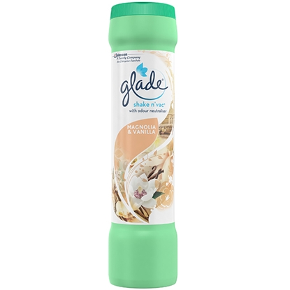 Picture of GLADE PROFESSIONAL SHAKE N' VAC MAGNOLIA AND VANILLA 500GRM