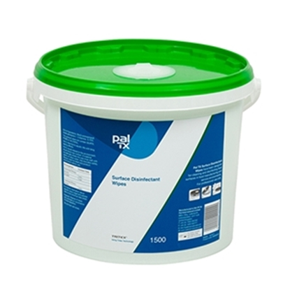 Picture of W233230T PAL TX DISINFECTANT WIPES [1500]