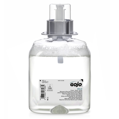 Picture of 5167-03 GOJO FMX MILD FOAM SOAP F/FREE 1250ML