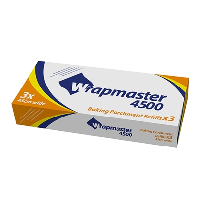 Picture of 21C32 Wrapmaster 4500 Baking Parchment Refill- 45cmx50m