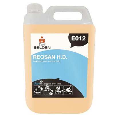 Picture of E012 REOSAN H.D BIOCIDAL ODOUR CONTROL FLUID 5 LITRE