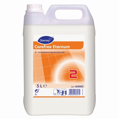 Picture of CAREFREE  2 ETERNUM FLOOR POLISH 5LTR 46900