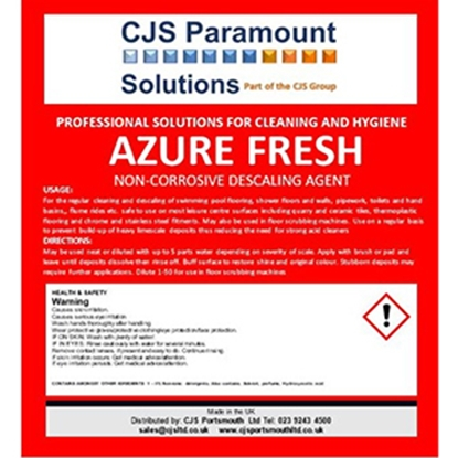 Picture of LABEL FOR AZURE