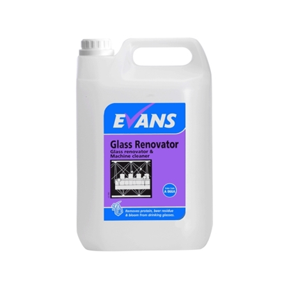 Picture of Evans Glass Renovator and Machine Cleaner 2.5 Litre