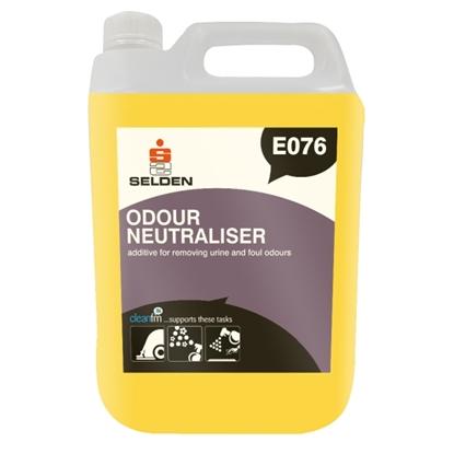 Picture of E076 SELDEN ODOUR NEUTRALISER 5 LITRE- SOLD EACH