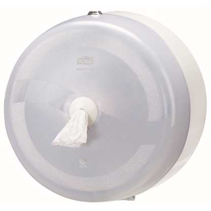 Picture of 472022 T8 Tork SmartOne Toiler Roll Dispenser- White