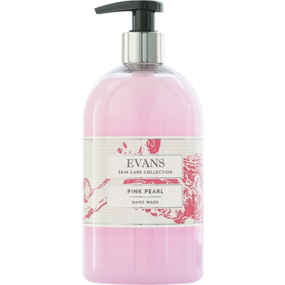 Picture of A079FEV Evans Pink Pearl Hand, Hair and Body Wash 500ml